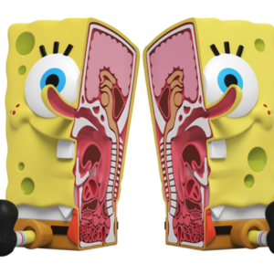 Mighty Jaxx XXPOSED Spongebob Squarepants